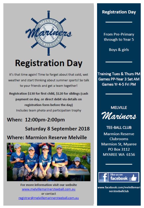 Registration Flyer 2018